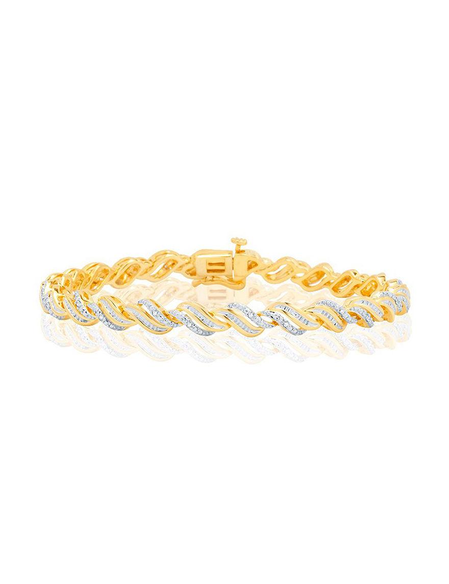 Yellow Bracelets Fine Jewelry