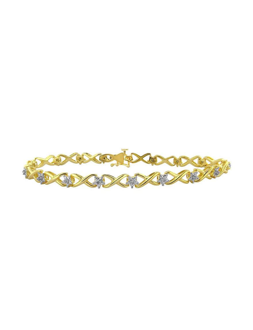 Yellow Bracelets Fine Jewelry