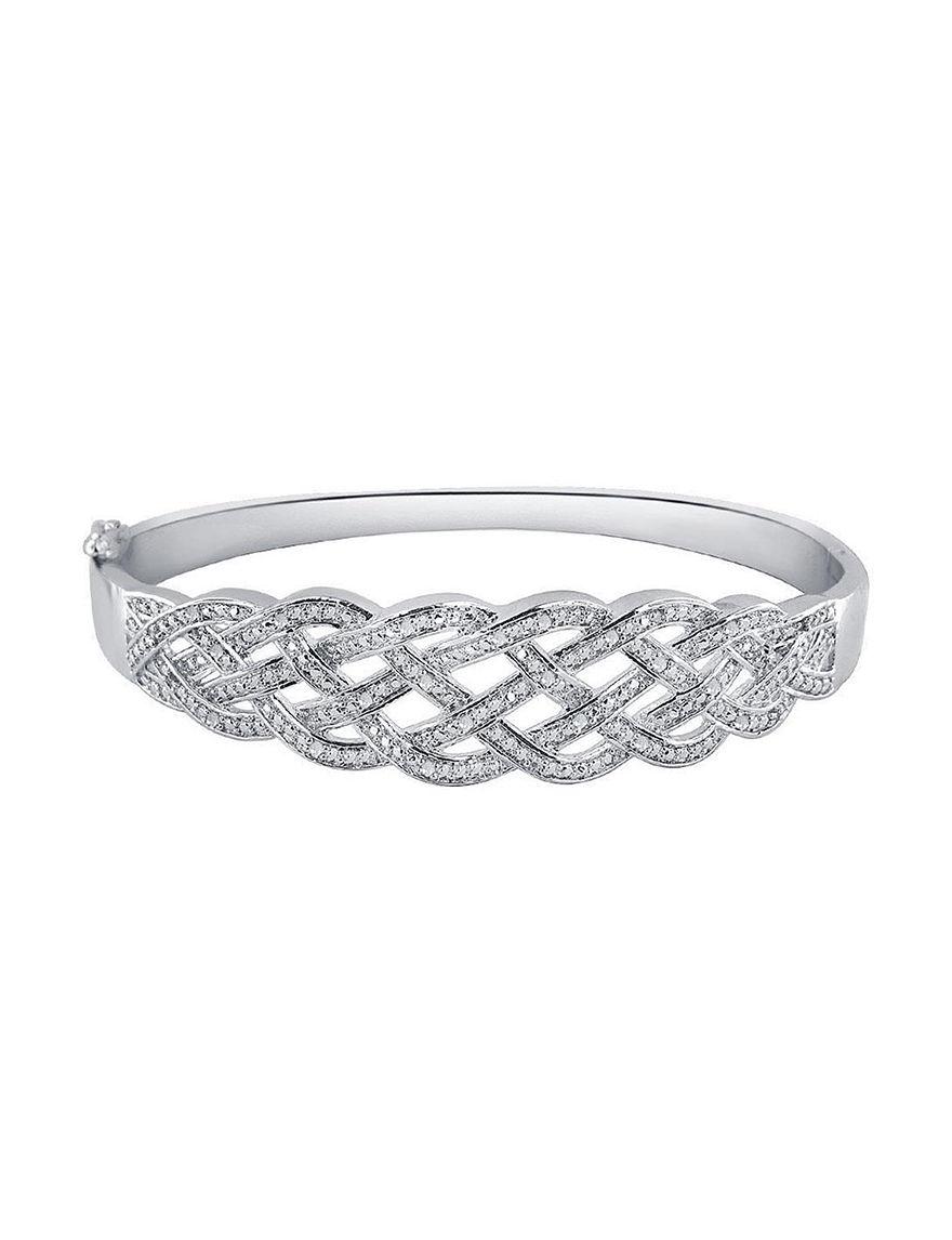 White Bracelets Fine Jewelry