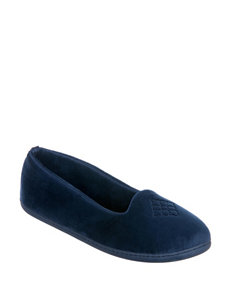 Dearfoam Navy Slipper Shoes