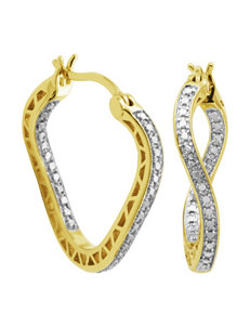 PAJ INC. Assorted Hoops Earrings Fine Jewelry
