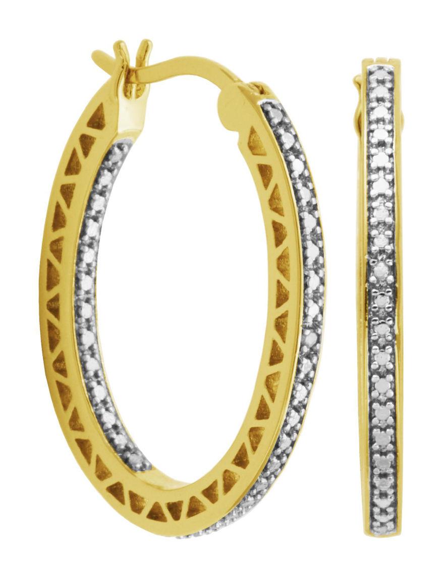 PAJ INC. Assorted Hoops Earrings Fine Jewelry