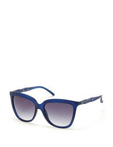 G by Guess Retro Rectangular Sunglasses