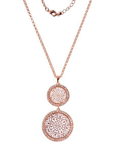 Hannah Crystal Necklaces & Pendants Fashion Jewelry