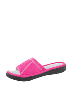 Isotoner Microterry Slipper