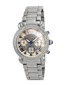 JBW Diamond Accent Bracelet Watch