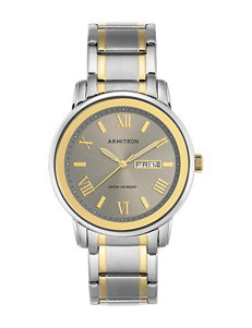 Armitron Two-Tone Watch