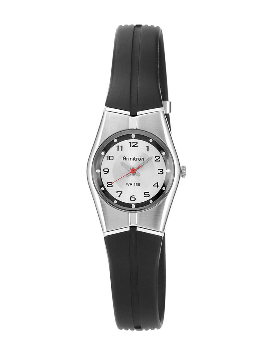 Armitron Black Fashion Watches