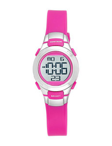 Armitron Pink Sport Watches