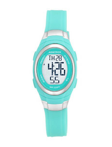 Armitron Teal Sport Watches