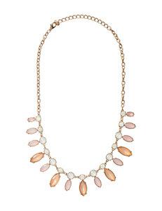 Hannah White Necklaces & Pendants Fashion Jewelry