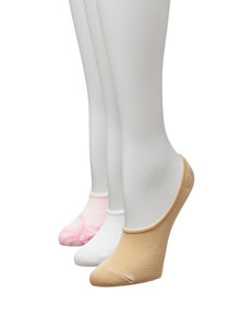 Signature Studio Pink Socks
