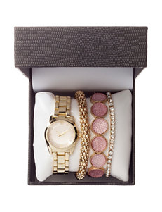 Accutime Gold Fashion Watches