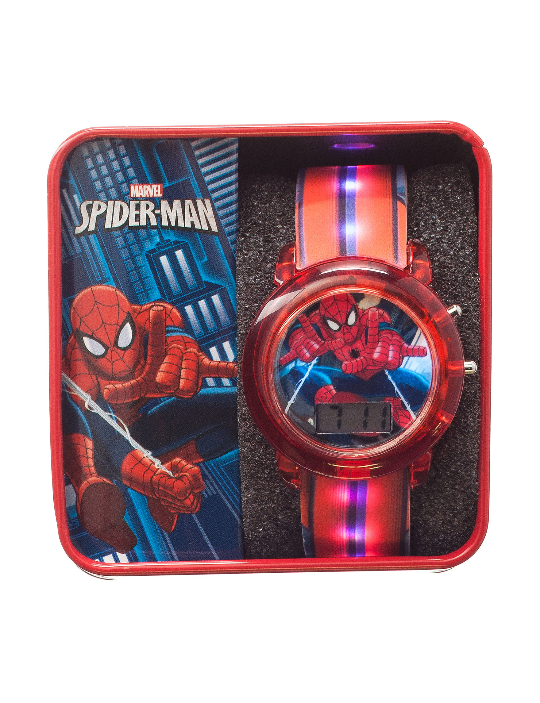 Marvel Red Fashion Watches