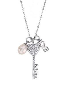 Kencraft White Necklaces & Pendants Fine Jewelry