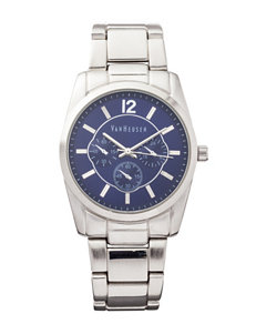 Van Heusen Silver Fashion Watches