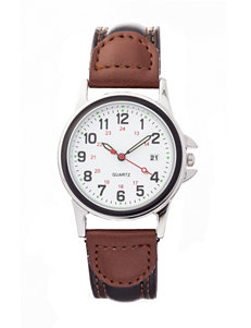 Accutime Silver Fashion Watches