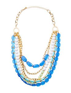 Hannah White Necklaces & Pendants Fashion Jewelry