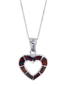 Kencraft White Necklaces & Pendants Fine Jewelry