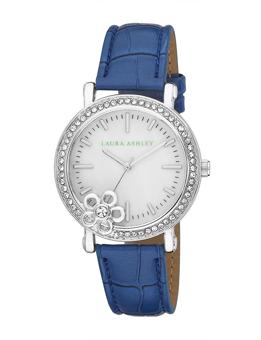 Laura Ashley Blue Fashion Watches