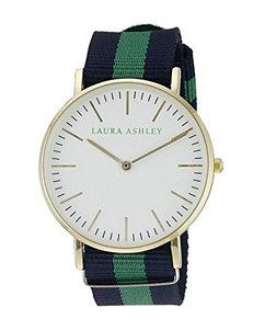 Laura Ashley Green Fashion Watches