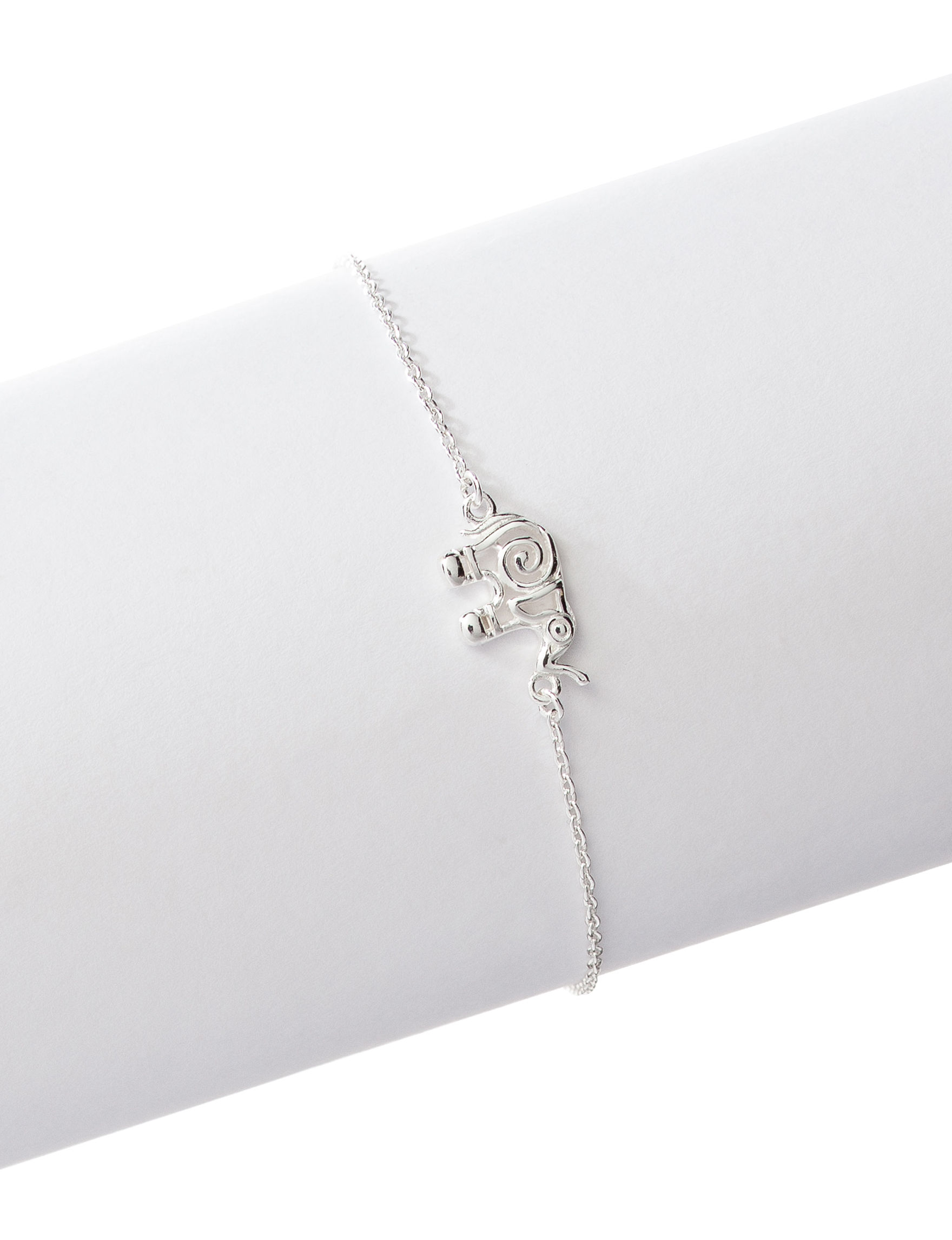 Marsala SIlver Anklets Fine Jewelry