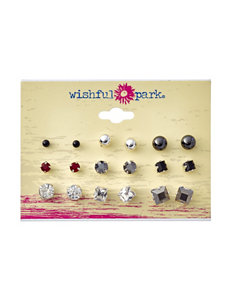 Wishful Park Multi Studs Fashion Jewelry