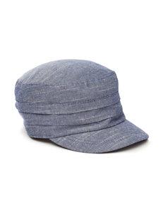 Columbino Blue Hats & Headwear