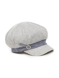 Columbino Grey Hats & Headwear