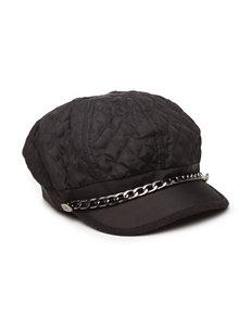 Columbino Black Hats & Headwear