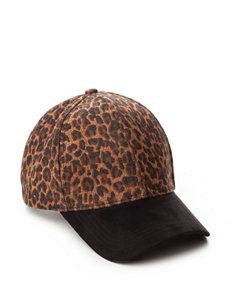 David & Young Brown Hats & Headwear