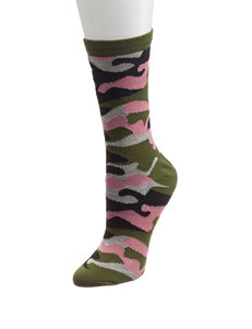 HS by Happy Socks Grey / Green Socks
