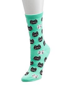 HS by Happy Socks Green Socks