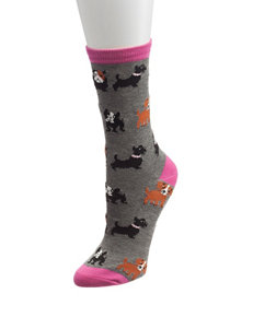 HS by Happy Socks Grey Socks