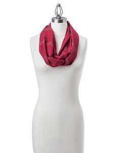 Basha Red Scarves & Wraps