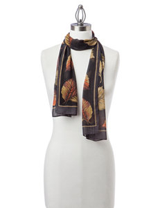 Basha Black Scarves & Wraps