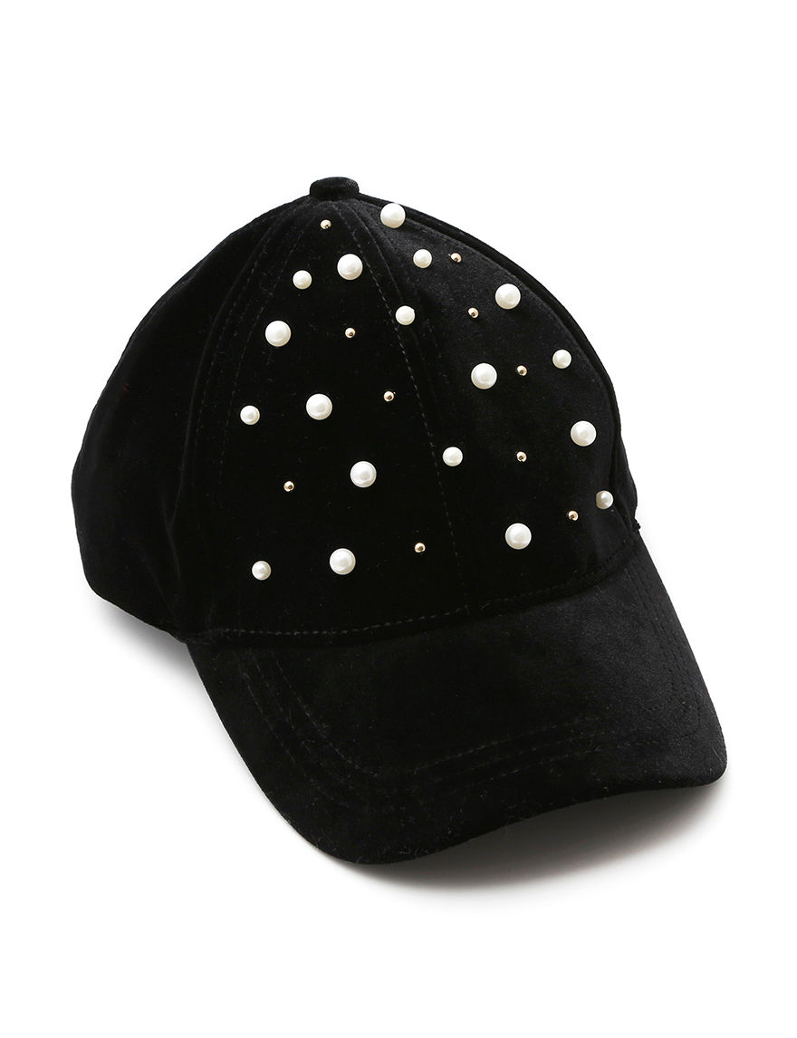 Cejon Black Hats & Headwear