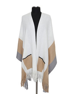 Cejon Neutral Ponchos