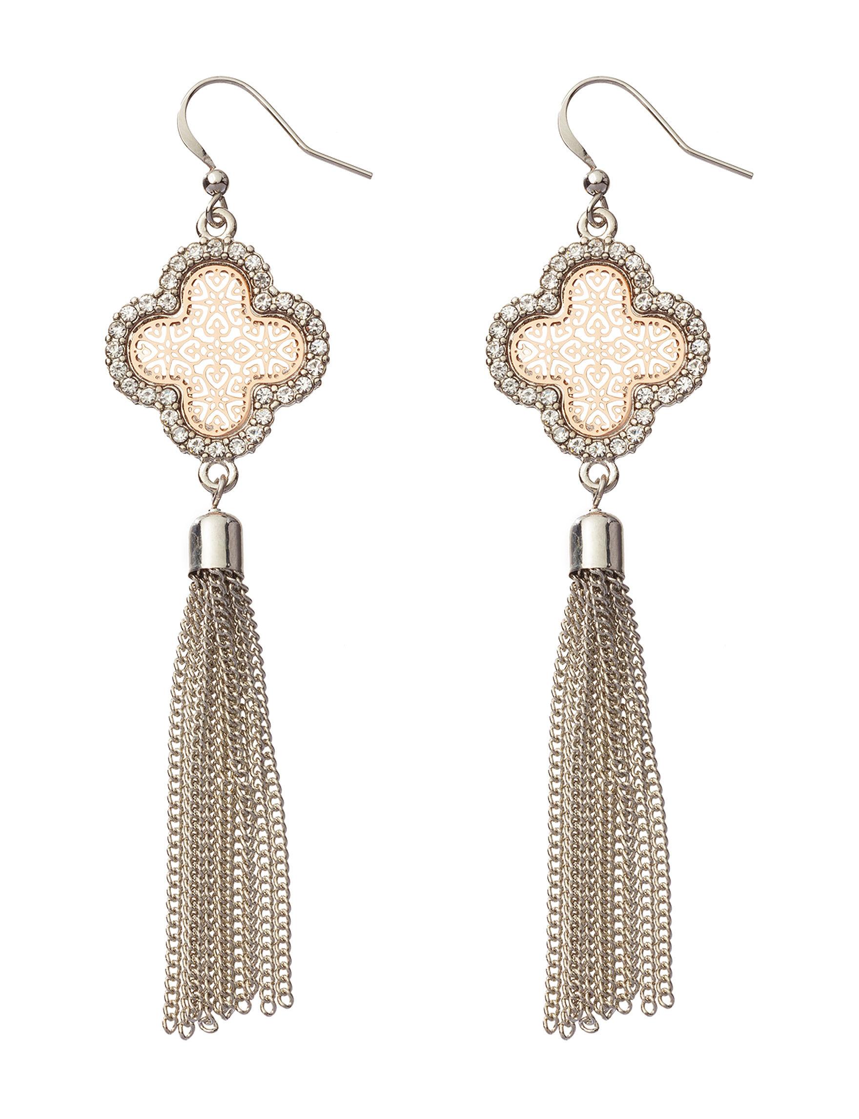 Hannah Rose Earrings Fashion Jewelry