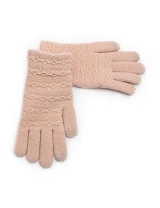 Steve Madden Cable Knit Gloves