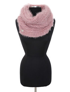 Betsey Johnson Blush Scarves & Wraps