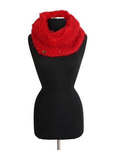 Betsey Johnson Red Scarves & Wraps