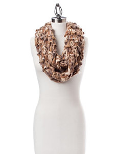 David & Young Camel Scarves & Wraps