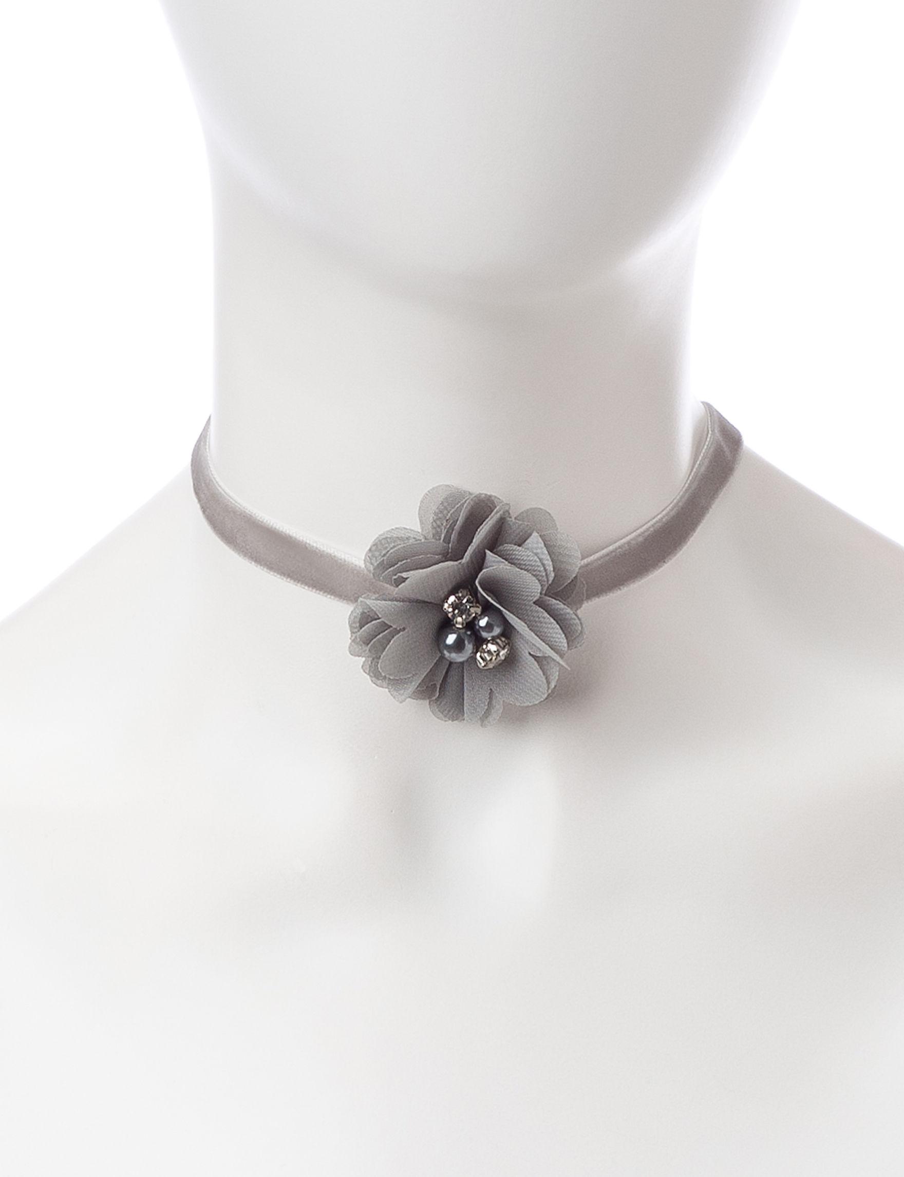 Wishful Park Grey Fashion Jewelry