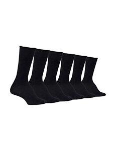 Ralph Lauren Black Socks