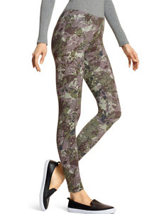 Hue Green Leggings