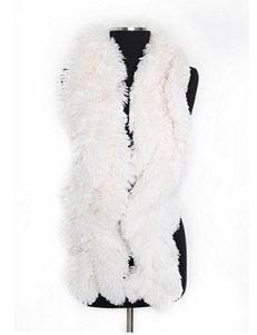 Cejon Ivory Scarves & Wraps