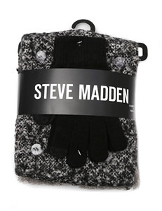 Steve Madden Black Scarves & Wraps