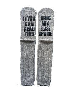 Keep Your Socks Grey Socks