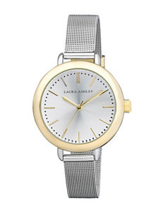 Laura Ashley Two Tone Fashion Watches